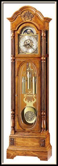 610-950 Clayton Grandfather Clock