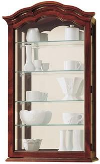 685-100 Howard Miller Wall Collectors Cabinet