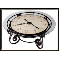 615-010 Revenna Coffee Table Clock