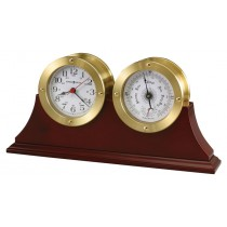 #645-597 South Harbor Clock & Barometer