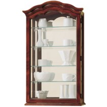 685-100 Howard Miller Wall Collectors Cabinet