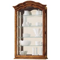 685-102 Howard Miller Wall Collector Cabinet