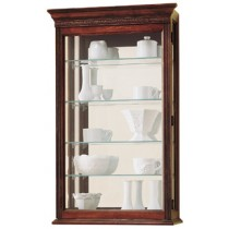 685-104 Edmonton Wall Collectors Cabinet