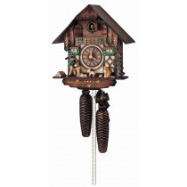 8T643-10 - 8 day cuckoo clock    (Sold Out)