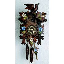 K1617 1 Day Cuckoo Clock (SOLD OUT)