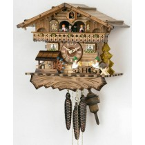 K3622 Cuckoo Clock - 1 day with Music (sold out)