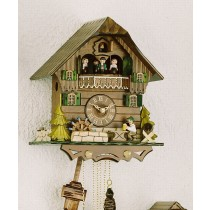 K3626 Cuckoo Clock 1 Day with Music