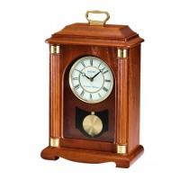 QXJ114BLH - Seiko Quartz Mantel Clock with Chimes