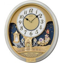 QXM241SRH Melody In Motion Clock (Discontinued)
